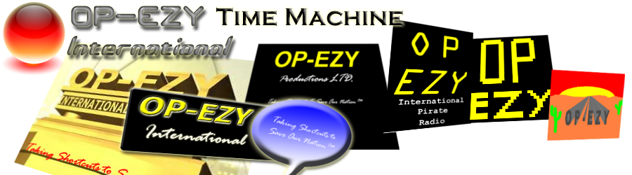 OP-EZY Time Machine